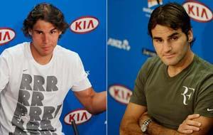 Im not targeting Roger Federers record, says Rafael Nadal
