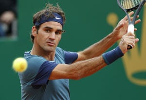 Roger Federer eases into Monte Carlo Masters 3rd round