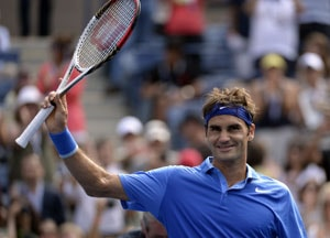 US Open: Roger Federer edges closer to Rafael Nadal showdown