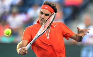 Indian Wells: Roger Federer battles into quarter-finals