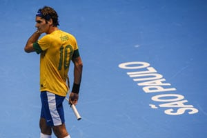 Brazil must improve tennis facilities: Roger Federer
