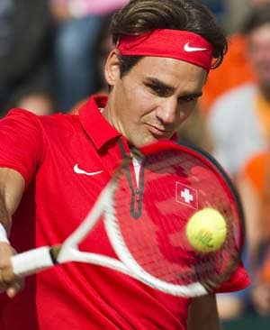 Roger Federer saves Switzerland
