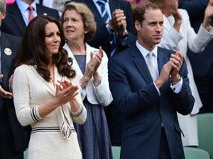 Wimbledon 2012: Prince William, Kate inspire Roger Federer