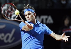 Djokovic, Federer in heavyweight semi final clash