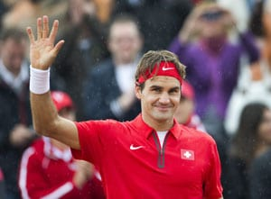 Roger Federer, Stanislas Wawrinka give Switzerland winning start