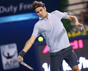 Roger Federer survives scare to enter Round 2 in Dubai meet