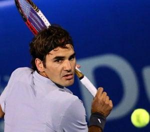 Novak Djokovic, Roger Federer enter Dubai ATP semi-finals