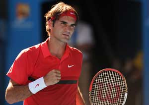 Federer reaches Australian Open semifinals in his 1000th