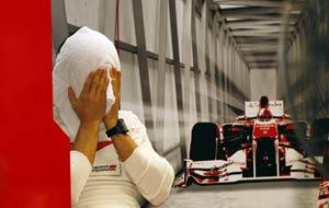 Massa needs fast 2012 start to stay with Ferrari