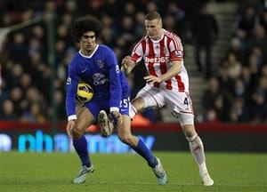 Marouane Fellaini given three match ban after headbutt