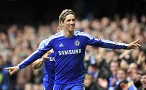 Torres fires a hat trick in Chelsea's 6-1 win against QPR