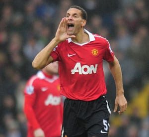 Redknapp reveals failed Ferdinand bid