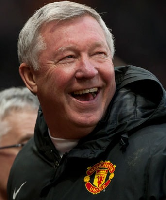 Ferguson all smiles as Manchester United sink West Brom