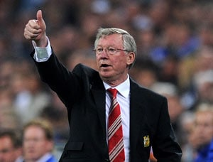Ferguson counting on Man U's winning mentality