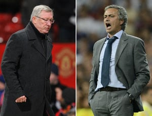 It's not over yet, say Mourinho, Ferguson