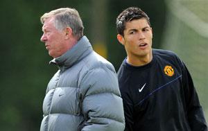 Alex Ferguson relishing return of Cristiano Ronaldo and Real Madrid