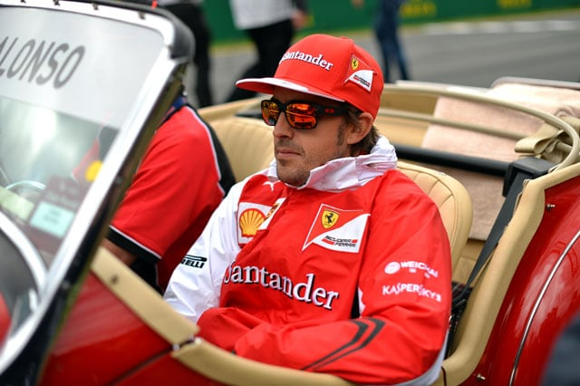Not happy with Ferrari's performance at Australian Grand Prix, says Fernando Alonso