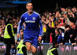 Chelsea manager Jose Mourinho indebted to Torres determination