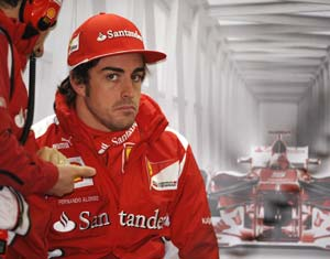 Fernando Alonso convinced he can cut Vettel's lead