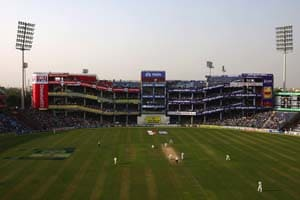 Kotla pitch under scanner after being termed 'third-day' wicket