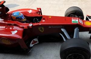 Indian GP: Flag gesture not political, says Ferrari