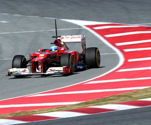 Ferrari still off the pace, says technical director