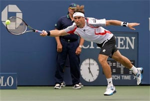 David Ferrer beats Janko Tipsarevic in epic to reach US Open semis