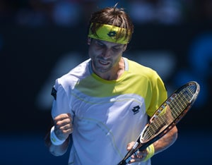 Australian Open: David Ferrer, Nicolas Almagro set up all-Spanish quarter final