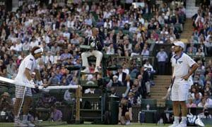 Wimbledon 2012: Ferrer pushes Roddick closer to farewell