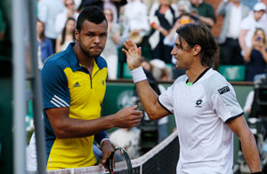 French Open 2013: David Ferrer beats Jo-Wilfred Tsonga to finally reach Grand Slam final