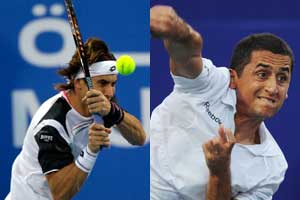 Ferrer, Almagro charge ahead in Auckland