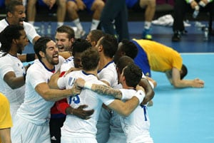 London 2012 Handball: France beats Sweden to keep Olympic title