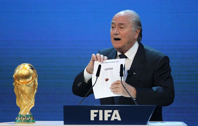 Qatar Denies 2022 FIFA World Cup Bid Corruption Claims