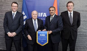 India to host Under-17 FIFA World Cup in 2017