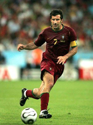 Luis Figo denies owing taxes to Spanish authorities