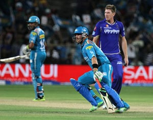 IPL Stats: James Faulkner becomes first Rajasthan bowler to take 20 wickets this season