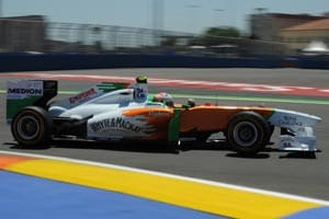 Force India keen to make a mark in their home race