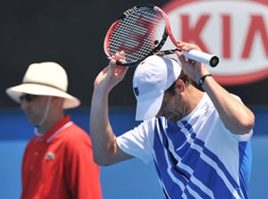 Mardy Fish crashes out in second round