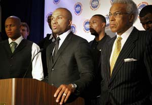 Fisher denies union rift in letter to NBA players