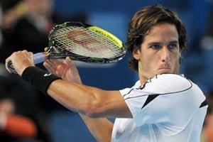 Spain's Feliciano Lopez wins on Houston debut