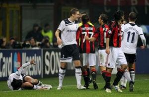 Redknapp blasts Flamini over leg-breaker