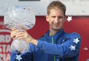 Mayer beats Andujar to win Nastase Tiriac Trophy