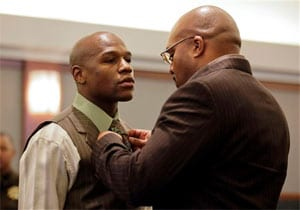 Boxing champion Mayweather sentenced to 90-day jail