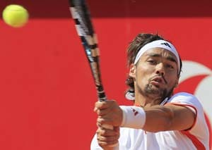 Fognini, Harrison out in Serbia Open opening round