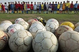 Assam and Meghalaya register wins in Dr T Ao Football Tournament