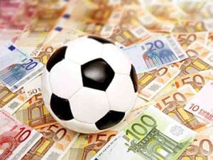 Two charged in English football match-fixing probe