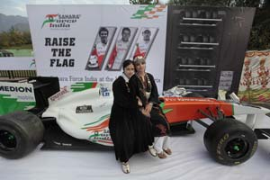 Sahara Force India starts campaign to garner support