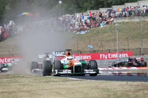 F1: Mallya disappointed with blank finish for Force India in Hungary
