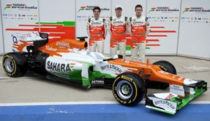Force India's 2012-13 car passes tough test