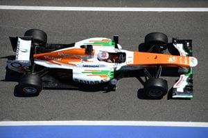 Paul di Resta's close shave: Pirelli probe tyre flops in accident fear
